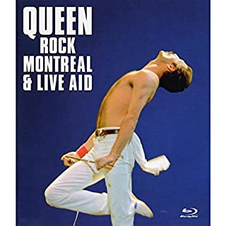 Rock Montreal & Live Aid [Blu-Ray] [2008] [2007] by Queen (B000VWOUSU)   Amazon Products