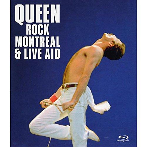 Queen - Rock Montreal & Live Aid [Blu-ray] (Konzerte)