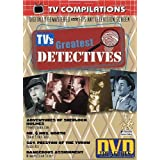 """TV Compilations: TV's Greatest Detectives: """"Adventure of Sherlock Holmes"""", Mr. & Mrs. North"""", """"Sgt. Preston of the Yukon"""", Dangerous Assignment"""""""