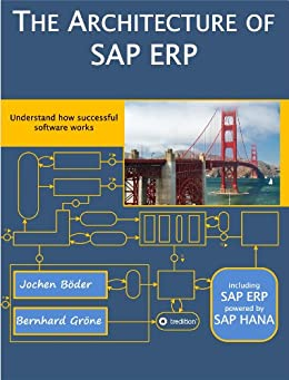 The Architecture of SAP ERP: Understand how successful software works (English Edition) von [Boeder, Jochen, Groene, Bernhard]