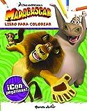 Madagascar. Libro para colorear (Madagascar - Dreamworks)