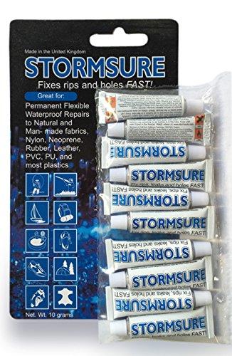 best-value-stormsure-colle-universelle-souple-apres-sechage-pour-lot-de-10-tubes-de-5-grammes