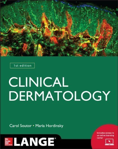 Clinical Dermatology (Lange Medical Books) 1st Edition by Soutor, Carol, Hordinsky, Maria (2013) Paperback