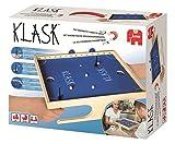 KLASK - Brettspiel - The Magnetic Game of Skill | Geschicklichkeitsspiel | Preisgekröntes Spiel / Brettspiel | Fordere deinem Gegner heraus in den Bereichen Taktik, Geschwindigkeit und Lautstärke - 45 x 34.4 x 13 cm
