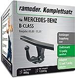 Rameder Komplettsatz, Anhängerkupplung starr + 13pol Elektrik für Mercedes-Benz B-Class (113814-05396-1)