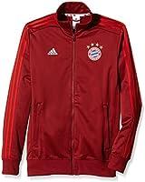 adidas Herren Jacke FC Bayern 3-Stripes Track Top