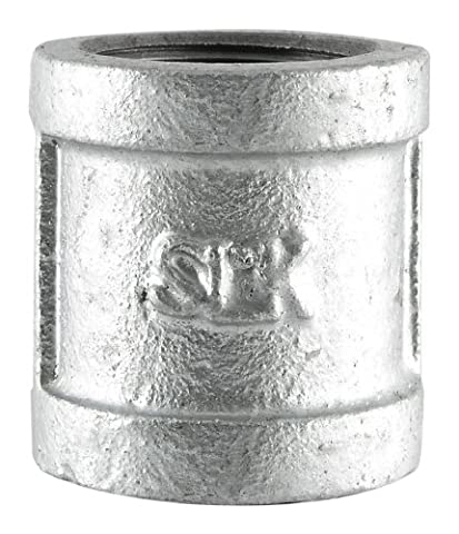 Ldr 2in. Galvanized Banded Coupling 311CO-2 [DIY & Tools] [DIY & Tools]