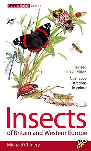Insects of Britain and Western Europe: 3rd Edition