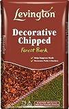 Levington Levington Decorative Chipped Forest Bark - 75L