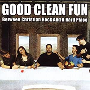 Between Christian Rock And A Hard Place