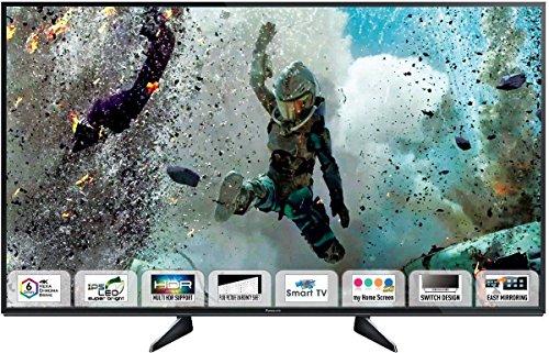 Panasonic 108 cm (43 inches) Viera TH-43EX600D 4K UHD LED TV (Black)