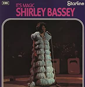 Shirley Bassey It's Magic UK vinyl LP SRS5082