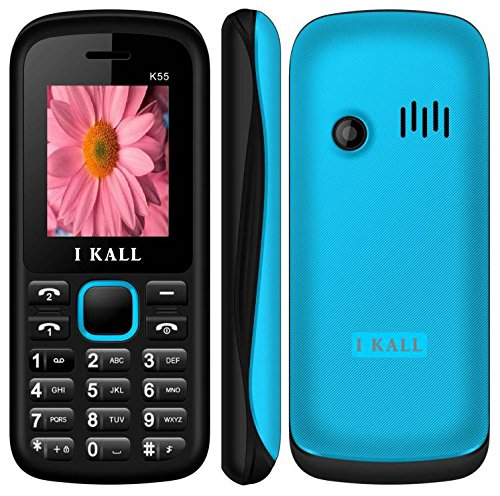 I Kall Multimedia Mobile Phone K55 Blue