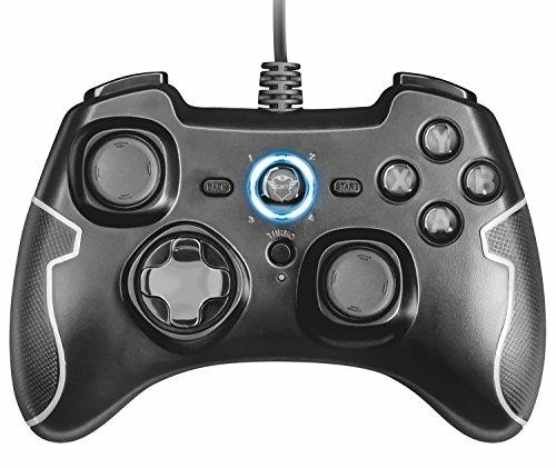 Trust Gaming GXT 560 Nomad Gamepad Cablato, Nero