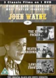 John Wayne Most Wanted-Star Packer, The / Neath The Arizona Skies / Lawless Frontier [1934] [DVD] [Edizione: Regno Unito]