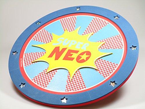 Neo Shield, 30cm, Modell # 12122 (Captain America Kostüme Ideen)