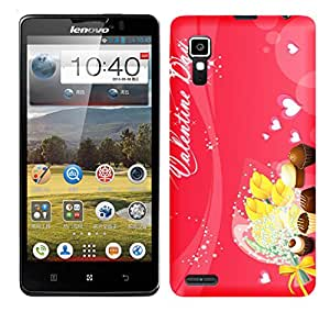 WOW Printed Designer Mobile Case Back Cover For Lenovo P780
