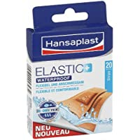 Hansaplast EL Waterproof Braun, 20 Stück preisvergleich bei billige-tabletten.eu