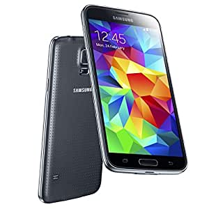Samsung Galaxy S5 Smartphone (12,95 cm (5,1 Zoll) Touch-Display, 2,5 GHz Quad-Core Prozessor, 2 GB RAM, 16 Megapixel Kamera, Android 4.4) copper gold