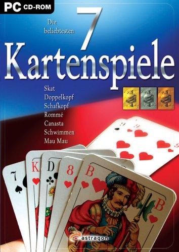 Die 7 beliebtesten Kartenspiele