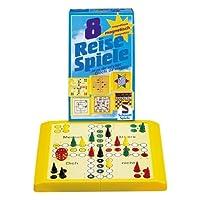 Schmidt-Spiele-8-Reise-Spiele-magnetisch Schmidt Spiele – 8 Reise-Spiele, magnetisch -