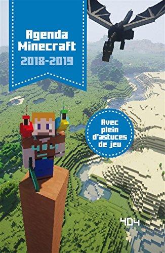 Agenda Minecraft 2018-2019 par Stéphane PILET