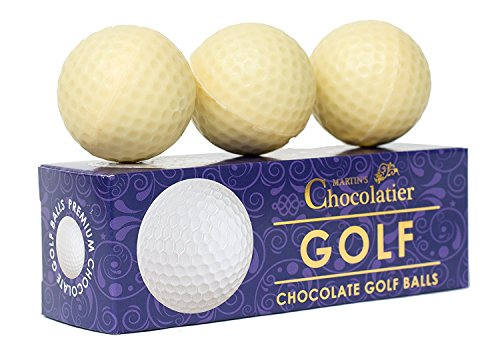 Chocolate Golf Balls - 3 Per Pack ( 110 grams)