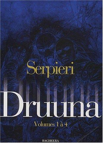 Druuna, (Coffret 1 : tomes 1 à 4)