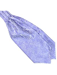 Men's Retro Style Men Jacquard Polyester Elegant Cravat Neckties for Suit Gift