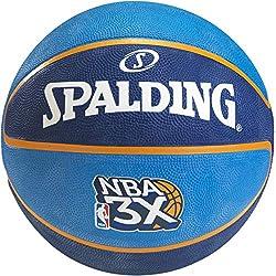 Spalding NBA 3X 73-932Z Ballon de Basket Taille 7