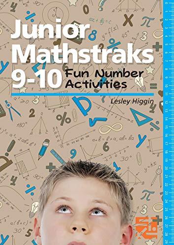 Junior Mathstraks 9-10: Fun Number Activities