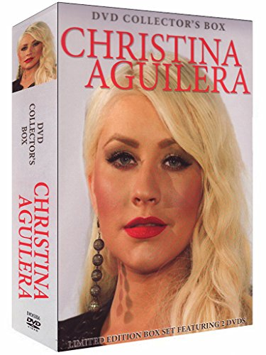 Christina Aguilera - DVD collector's box (limited edition)
