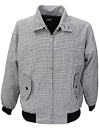 Warrior Dogtooth Harrington Jackets