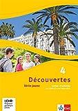 Découvertes / Série jaune (ab Klasse 6): Découvertes / Cahier d'activités mit MP3-CD und Video-DVD: Série jaune (ab Klasse 6) -