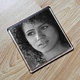 Seasons Nathalie Emmanuel - Original Art Coaster #js002