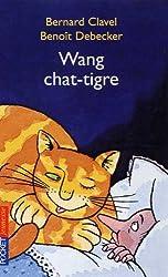Wang, chat-tigre