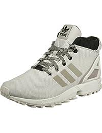 Adidas ZX Flux NPS - Zapatillas Para Mujer, Color Negro (Schwarz), Talla 40