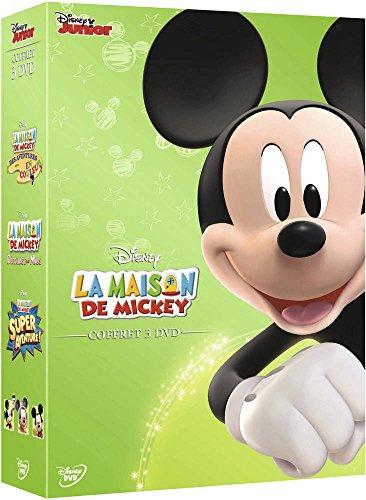 La Maison de Mickey - Mickey: Des aventures en couleur...