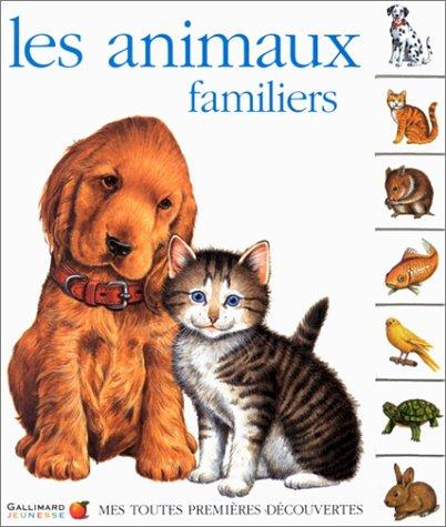 Les animaux familiers por Donald Grant