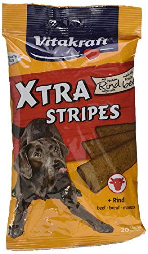 Vitakraft Cani Snack kaustreifen 20Strisce Xtra Stripes