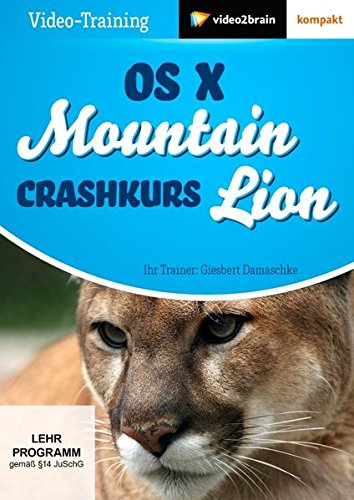 OS X Mountain Lion - Crashkurs Mountain Lion Os X Software