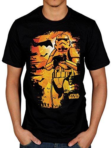 alloween Storm Trooper T-Shirt (Storm Trooper Halloween)