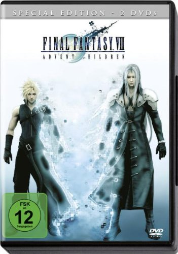 Final Fantasy VII: Advent Children (Special Edition, 2 DVDs)