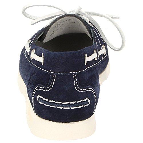 Sioux 60010, Scarpe stringate donna blu Blau Blau