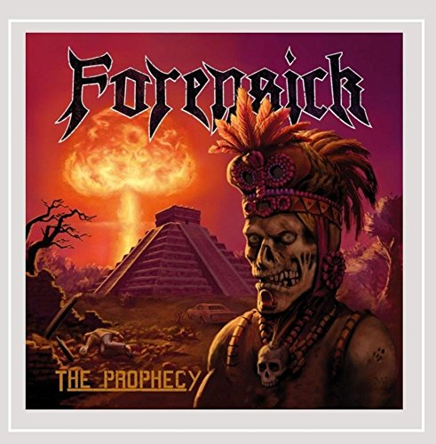 Forensick: The Prophecy (Audio CD)