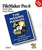 Image de FileMarker Pro 8 : The Missing Manual