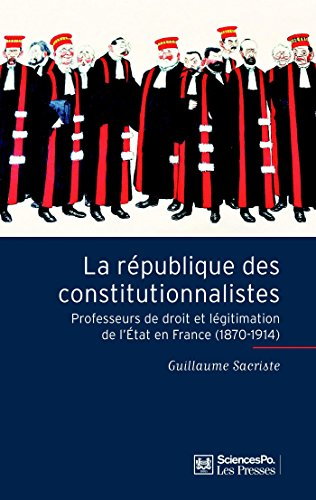 La République des constitutionnalistes (ACA 2)