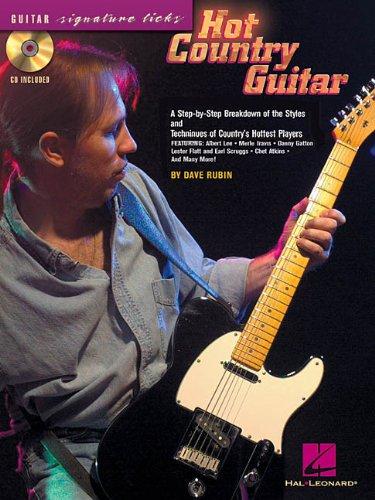 Hot Country Guitar (Guitar Signature Licks)