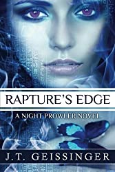 Rapture's Edge (A Night Prowler Novel) by J.T. Geissinger (2013-06-18)