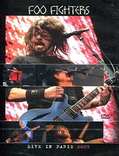 Foo Fighters : Live in Paris 2005 ~ Dvd [Import] Ntsc Region 0- Dave Grohl by Foo Fighters Dave Grohl (Bobby Knight Dvd)